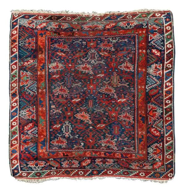 Lot 698, a Dösemealti late 19th century. Size 130x125 cm. Estimate 1,800-2,200 EUR