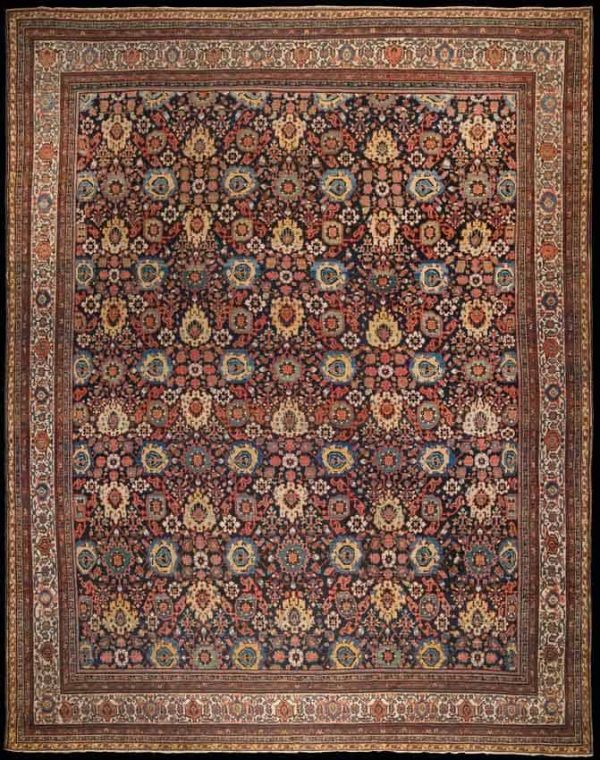 1 600x760 - Leclere: Oriental Rugs & Weavings 24 October in Marseille