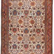 "Lot 2. ""Ziegler"" Carpet West Persia, 19th century. Size 10'3"" x 13'1"""
