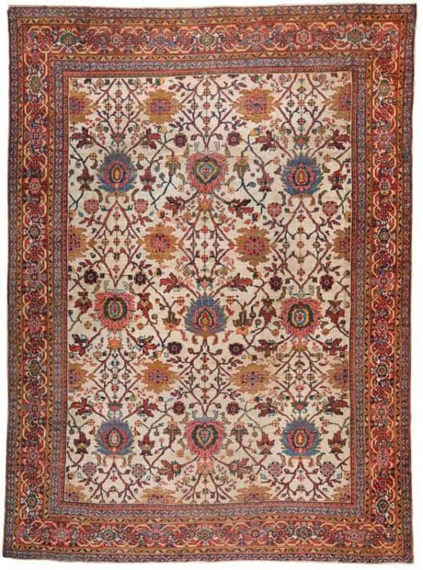 2 593x800 - Leclere: Oriental Rugs & Weavings 24 October in Marseille