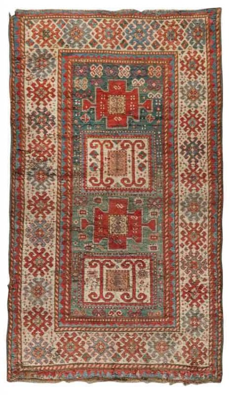 22 466x800 - Leclere: Oriental Rugs & Weavings 24 October in Marseille
