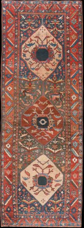 8 295x800 - Leclere: Oriental Rugs & Weavings 24 October in Marseille