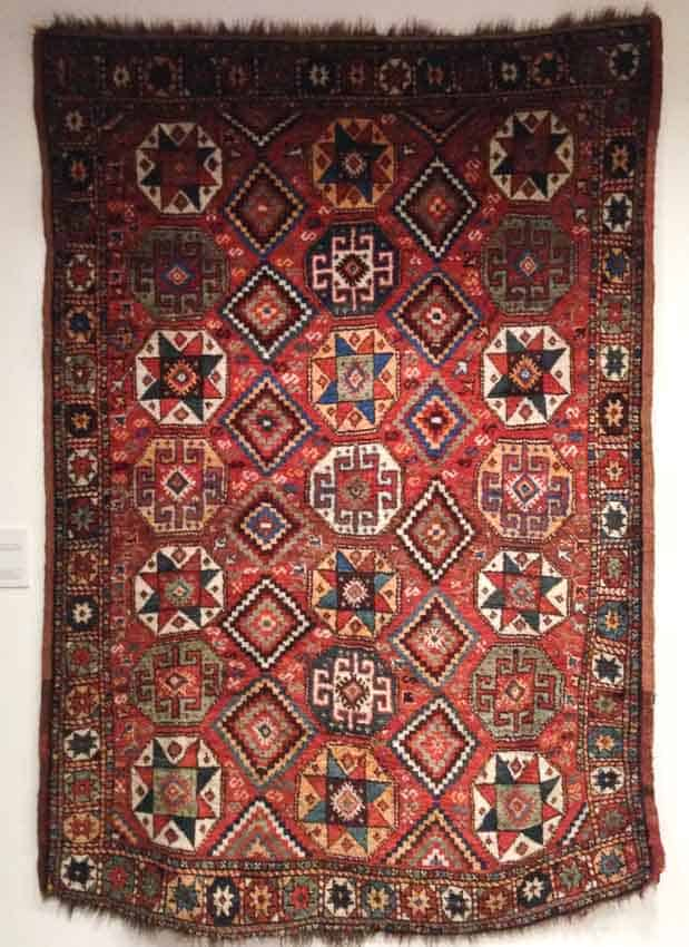 Textile Museum of Canada - Ashgabat to Istanbul - Oriental Rugs from Canadian Collections.