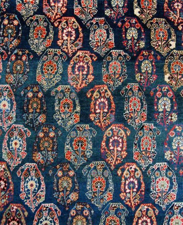20141204 DSC 0632 600x737 - London Antique Rug and Textile Art Fair begins in less than 6 weeks