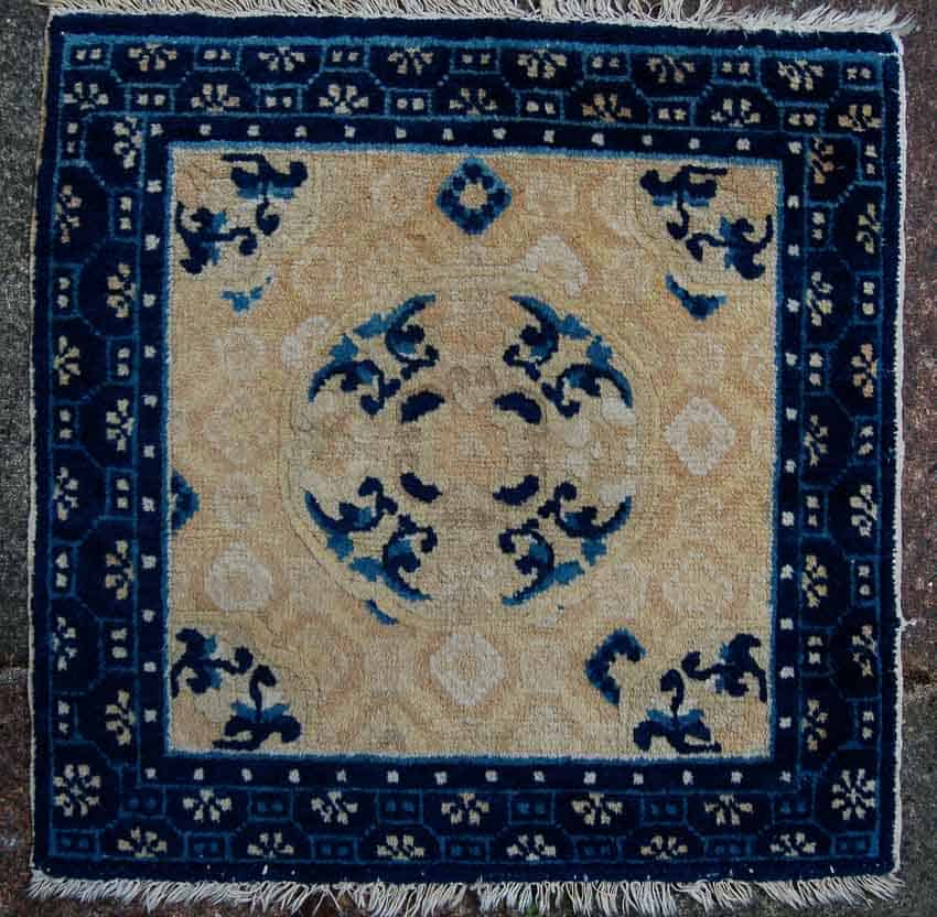 London Antique Rug And Textile Art Fair Begins In Less