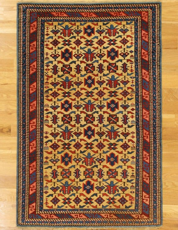 Hagop Manoyan - Kuba rug, Eastern Caucasus, circa 1870, 142 x 89 cm