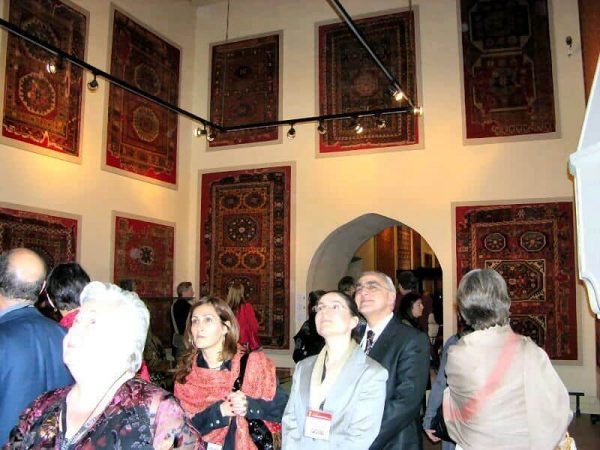 The reception and exhibition at the Museum of Turkish and Islamic Art at ICOC Istanbul 2007 was the highlight for most ICOC participants.