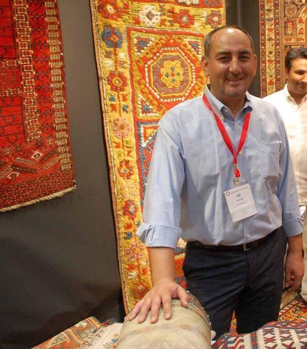 J11Ali 600x683 - International Conference on Oriental Carpets 13