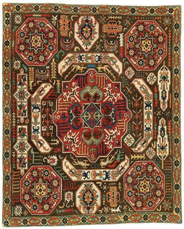 J4BruceCaucasianEmbrodery 600x746 - International Conference on Oriental Carpets 13