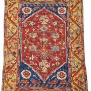 Lot 35. Demirci Kula, West Anatolia (Turkey), c. 178 x 133 cm, end of the 18th century. Estimate EUR 4,000 to 5,000