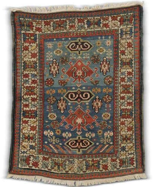 Lot 18 Derbend rug (Skinner October 2016)
