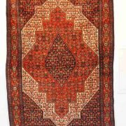 Senneh rug, circa 1940, 200 x 139 cm