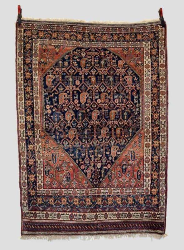 431 590x800 - Antique rugs at Netherhampton Salerooms
