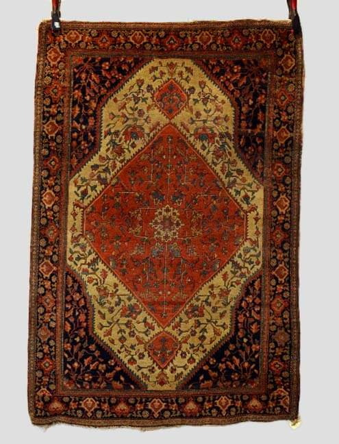Saruk rug, north west Persia, early 20th century