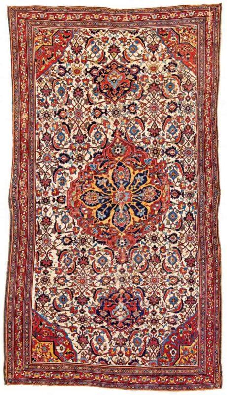 110 qashqai 461x800 - More antique rugs at Austria Auction Company