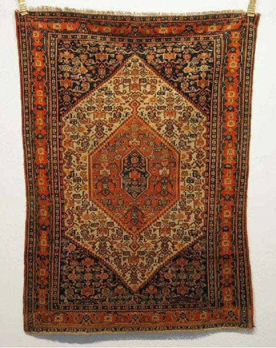 Lot 45. Senneh, circa 1880, 146 x 105 cm