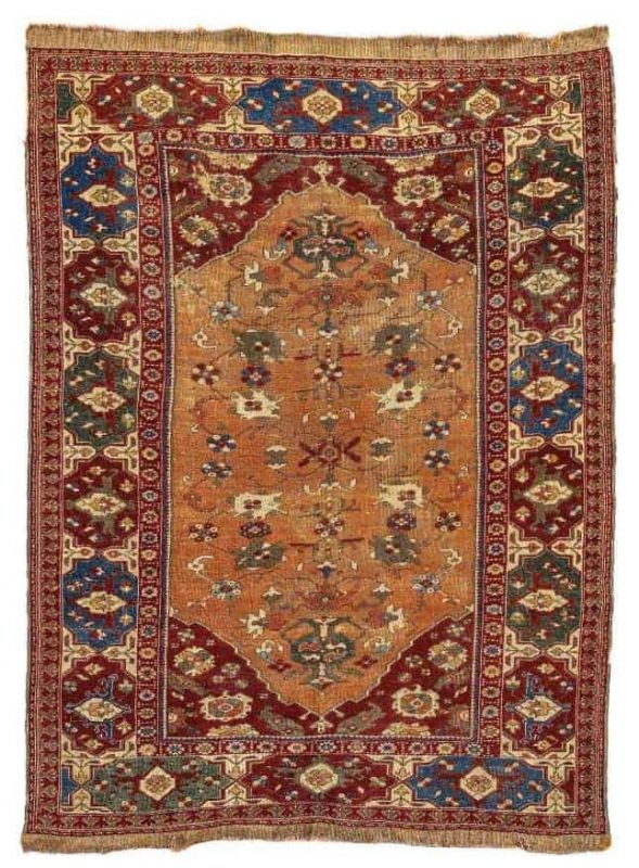 98 589x800 - Oriental Carpets, Textiles and Tapestries at Dorotheum