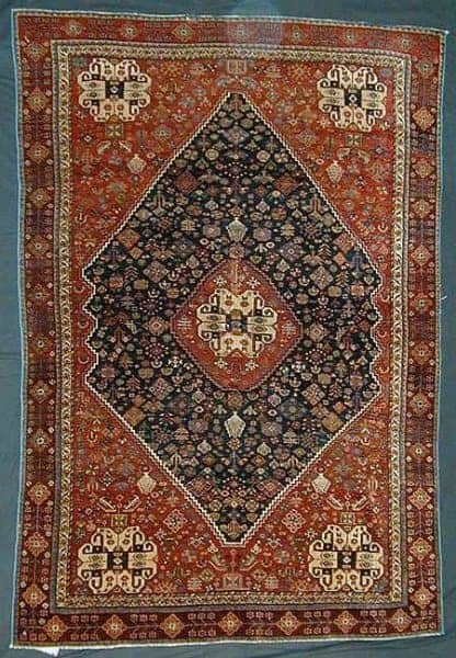 Abadeh late19 RugsAndMore - Abadeh rugs