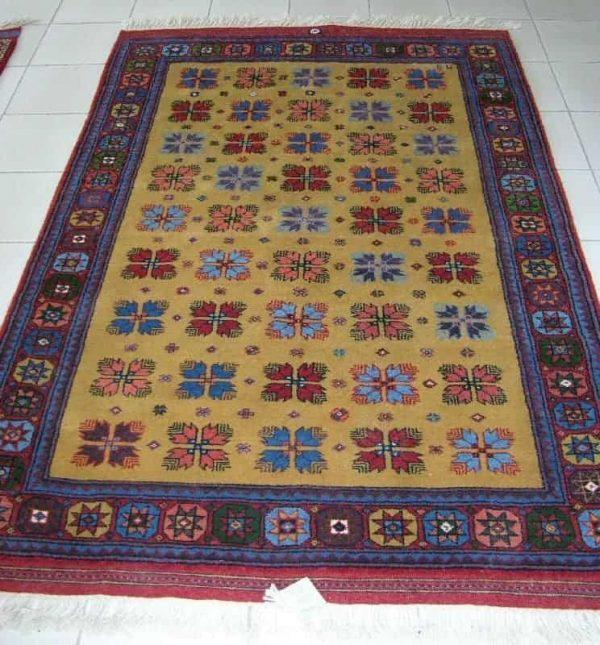 Dobag rug from the DOBAG Cooperative in Ayvacik