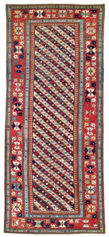 Saliani. South East Caucasus. Second half 19th century. Rippon Boswell 13 June 2015