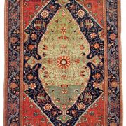 Jozan rug. First quarter 20th century. Rippon Boswell