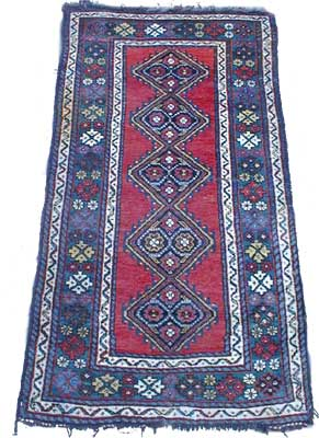 Antique Kalardasht rug. Haliden Oriental Carpets