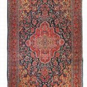 Lot 93. Kasvin (Kazvin), North Persia, ca. 1930. Nagel Auctions, Rugs and Carpets 15 May 2006