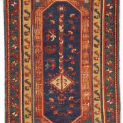 Mid 19th century Megri rug. Robert T. Mosby