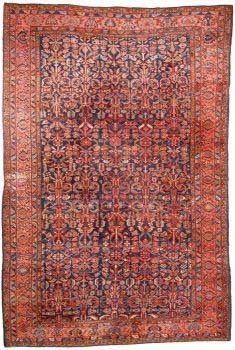 Taleghan rug. 1st third of 20th century. Van Ham 2008