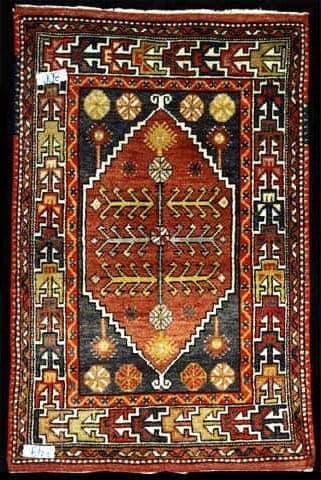 Yountdag rug, old. Durusel Carpet
