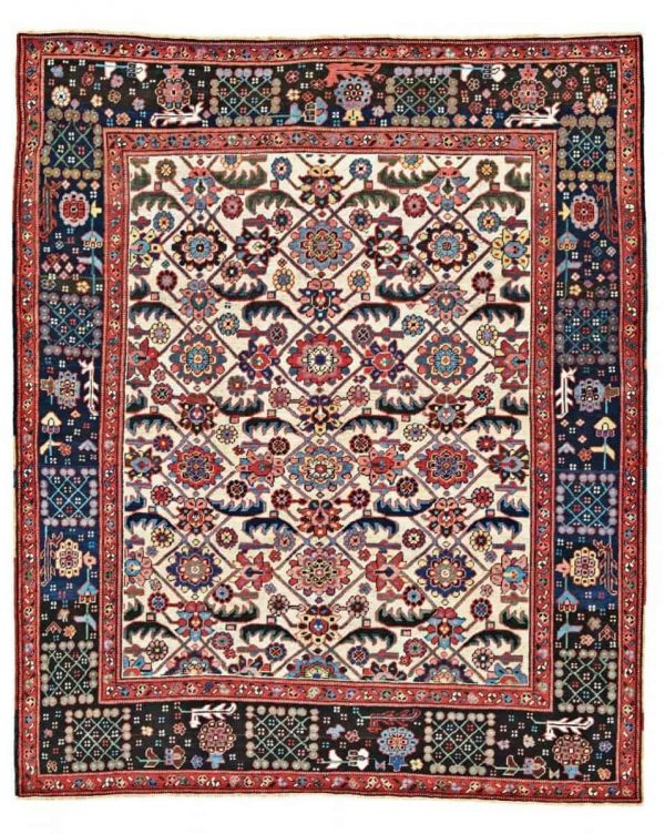 Bakshayech carpet