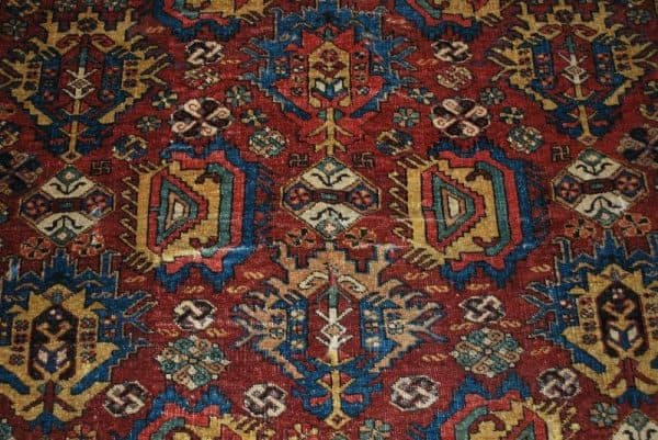 ICOC Tour 600x401 - ICOC Tour 'Carpets and Collections of the Alpine Area' in September 2019