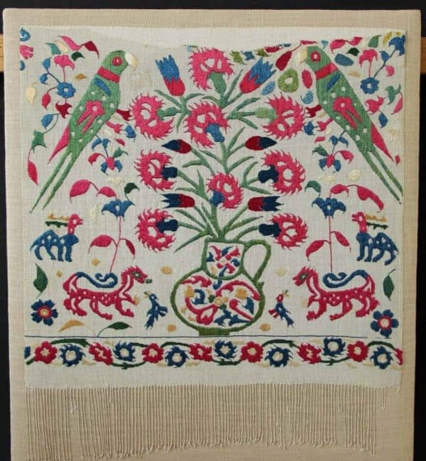 epirus 600x649 - Antique rug fairs in September and October