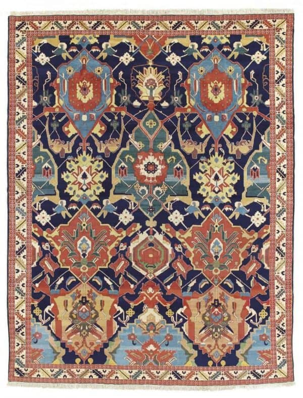 357 600x788 - Christies Art of the Islamic and Indian Worlds Including Oriental Rugs and Carpets