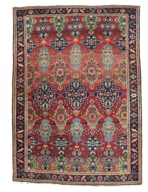 379 600x780 - Christies Art of the Islamic and Indian Worlds Including Oriental Rugs and Carpets