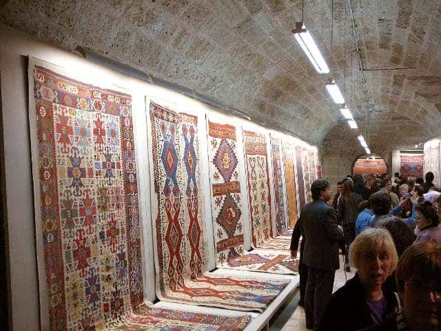 Kilims from Vakiflar Kilim Museum