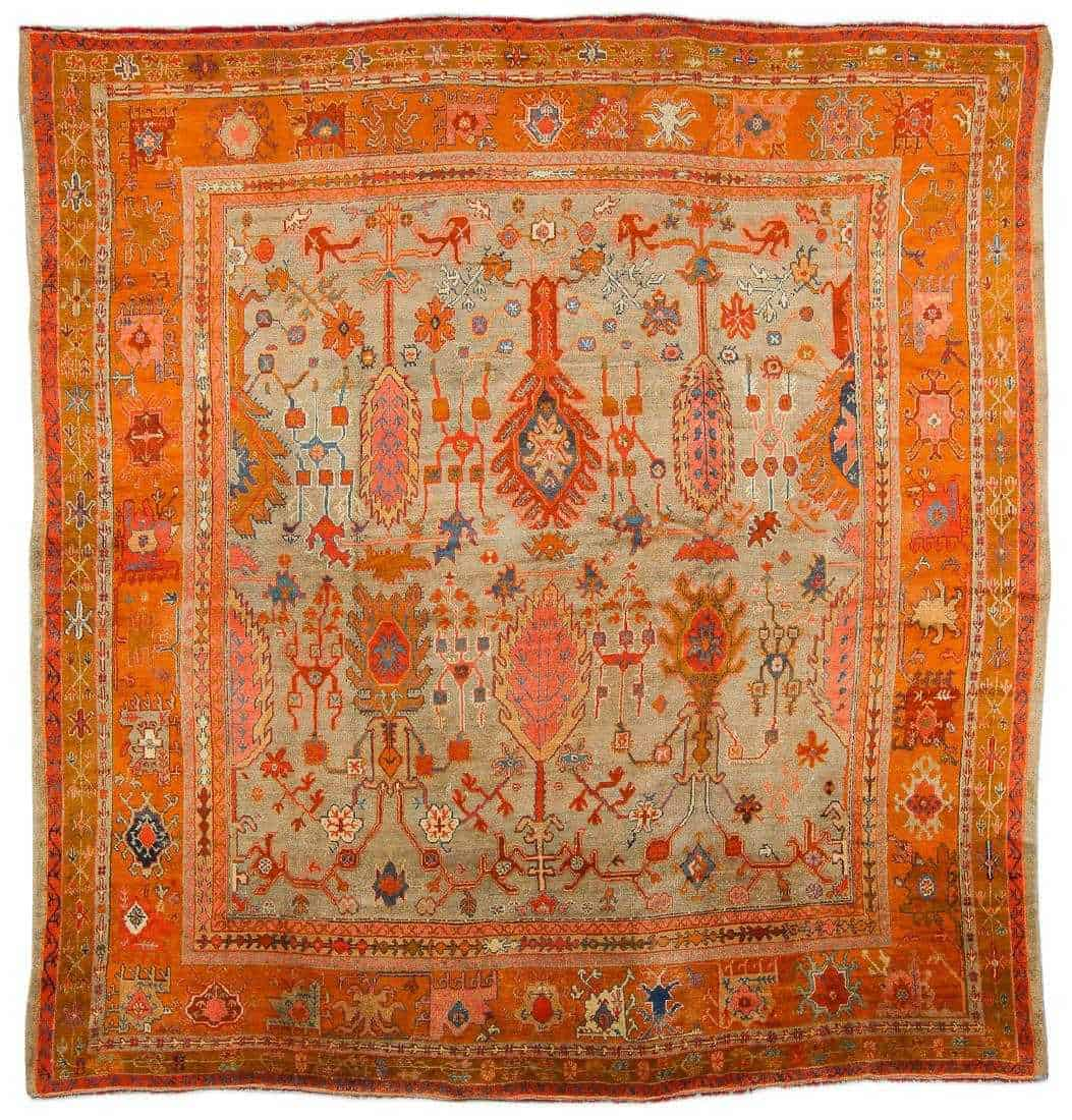Material Culture Will Hold Their Auction Fine Antique Oriental Rugs Carpets On Monday 17 December 2018 At 11 Am In Philadelphia