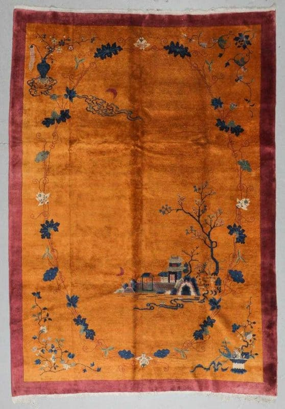Lot0011 ArtDecoRug 1200 1600USD 558x800 - Chinese Art Deco rugs