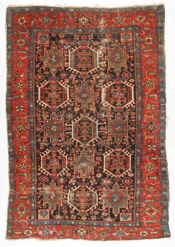 Lot0054 AntiqueKaradja1500 2000USD 1 569x800 - Oriental Rugs from American Estates