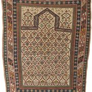 Lot 303 Daghestan prayer rug