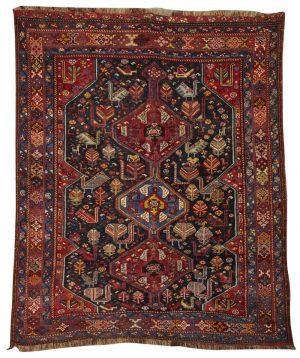 Lot 355 Kampseh rug