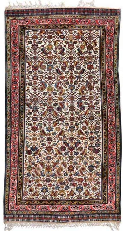 Qashqai rug. Antique Rugs and Carpets at Wannenes