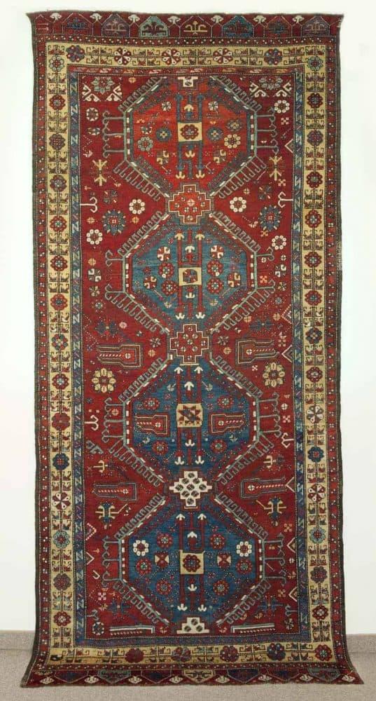 Anatolian rug KARAPYNAR – mid XIX Century. Lombardo Partners at Hali Fair