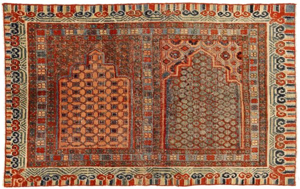 Yarkand Eastern Turkestan Circa 1800, Exhibitor Alberto Levi at Hali Fair