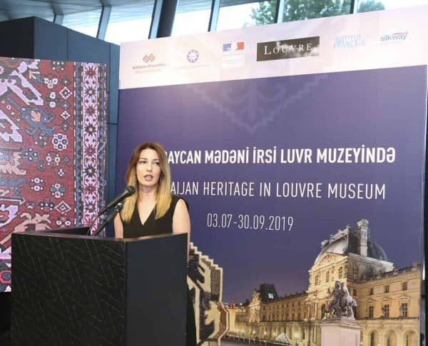 Shirin Melikova, Director of the Azerbaijan Carpet Museum