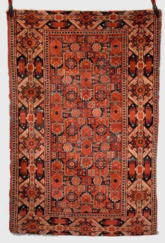 Rug by the Ersari Turkmen of Beshir