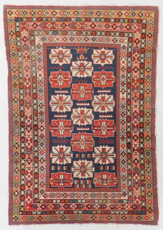 39 Antique Shirvan rug 567x800 - Shirvan rugs