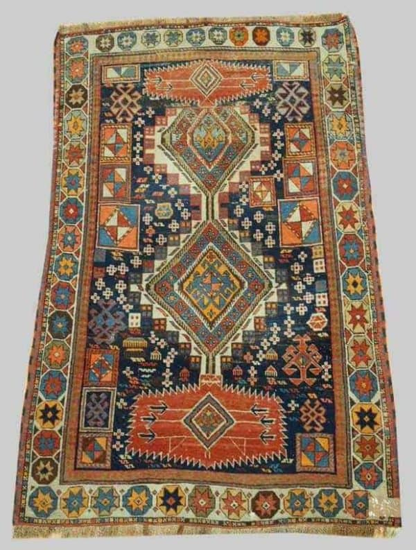 868 Shirvan 600x793 - Old and antique rugs at Dr. Eder