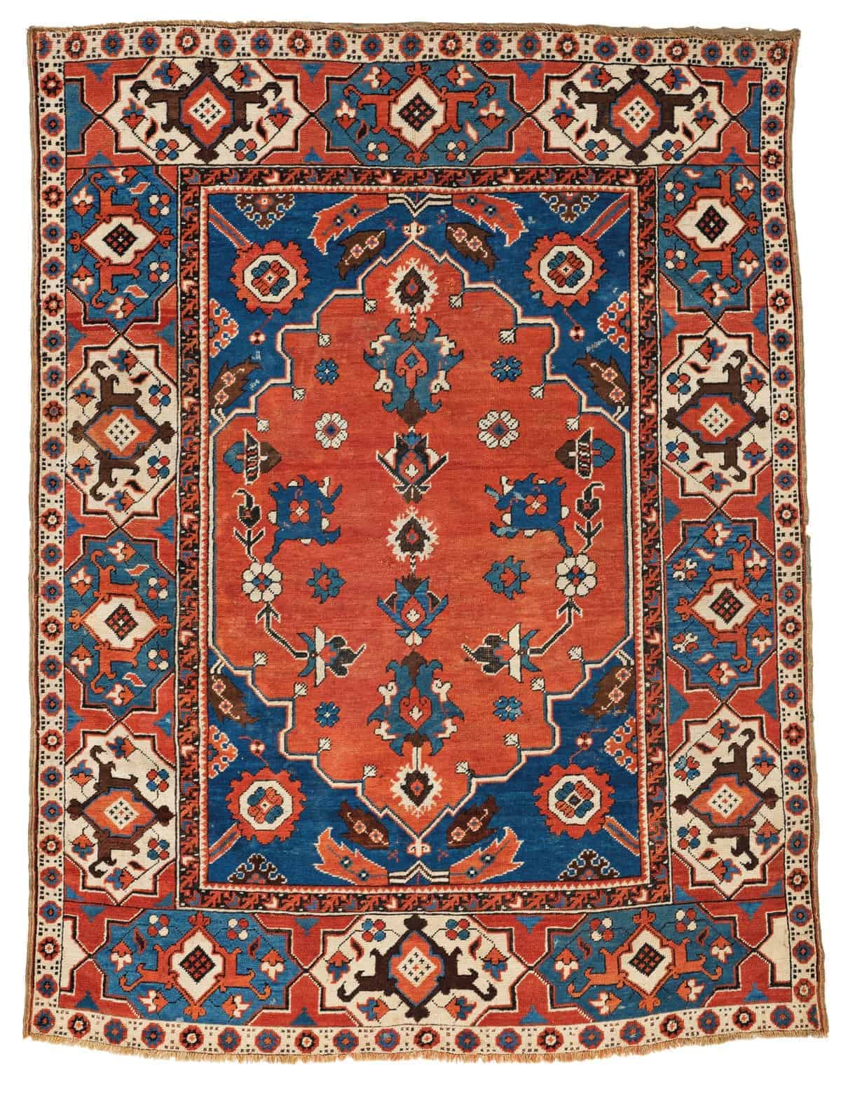 Transylvanian Double Niche Rug