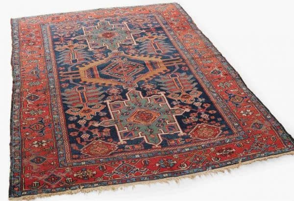 861 Karaja 600x411 - Schuler auction including antique carpets